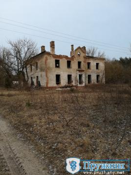 Как выглядит сейчас заброшенный посёлок Юбилейный в Пружанском районе