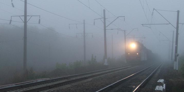 В Пружанском районе электричка травмировала мужчину. Он скончался
