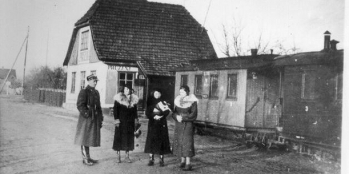 TUT.BY: Пружанскую железную дорогу разобрали советские власти после 1945 года