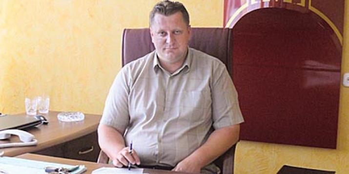 Председателем кобринского райисполкома назначен директор ОАО «Журавлиное» с Пружанщины.