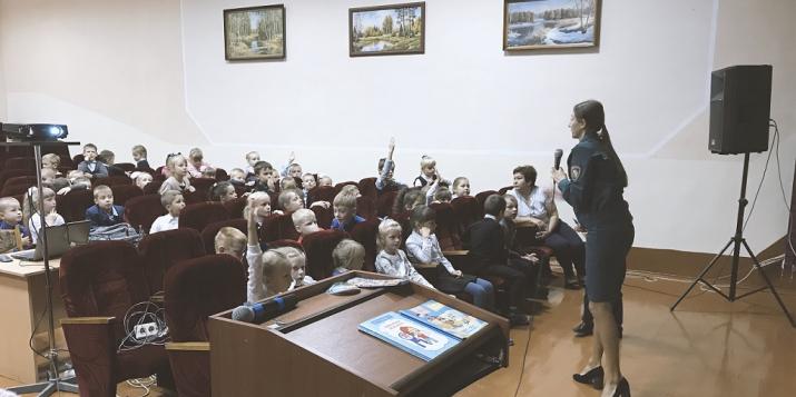 В Пружанском районе прошёл заключительный этап акции «В центре внимания — дети»