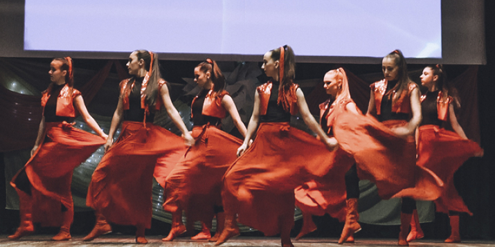 Магия танца - невероятный конкурс-концерт в Пружанах