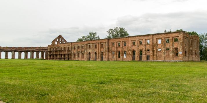 Ружанский дворец | Необычные путешествия по Беларуси