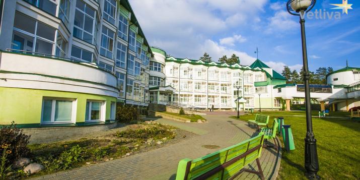 """Санаторий """"Ружанский"""" будет представлен на международной туристической выставке в Варшаве."""