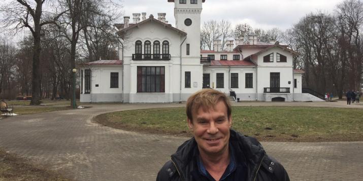 Фотофакт: Нахим Шифрин посетил Пружаны и Ружаны