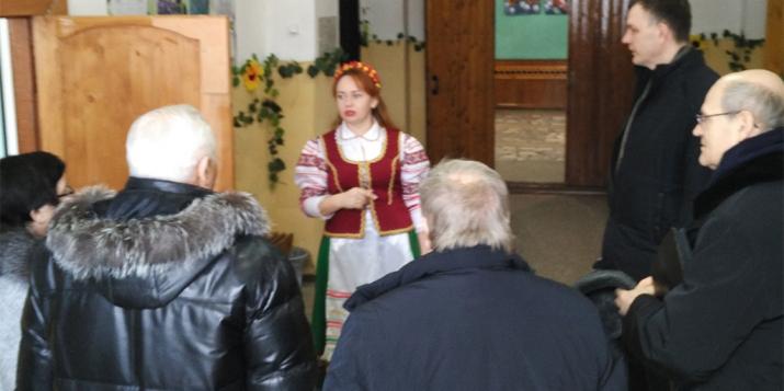 Иглинский район России рассчитывает установить побратимские связи с Пружанами.