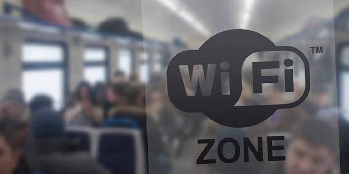 В поездах Минск-Брест, а также на станции Оранчицы появилась возможность подключения к Wi-Fi