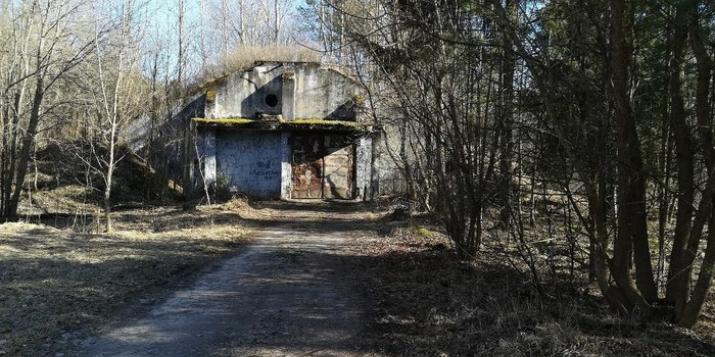 Отчёт о экскурсии в заброшенную войсковую часть в Пружанском районе
