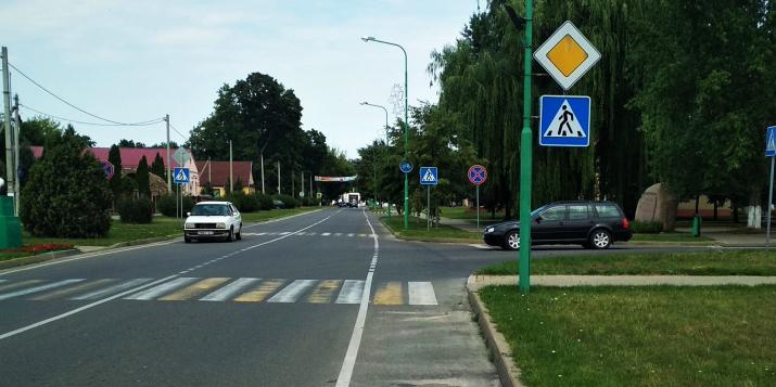 Пружанский райисполком: Увеличить количество отдельно проходящих велодорожек нет возможности