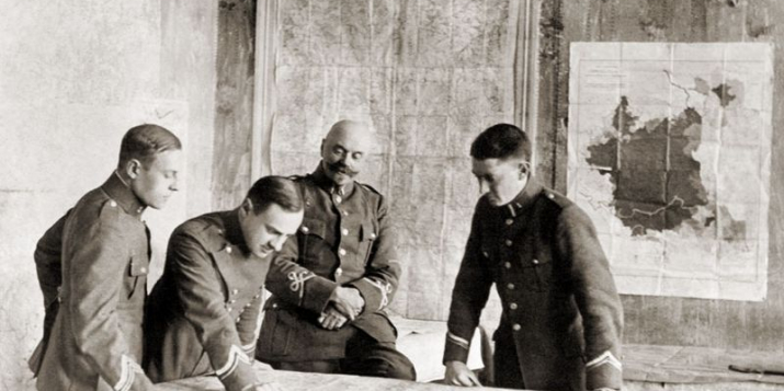 Бітвы польска-савецкай вайны на Пружаншчыне
