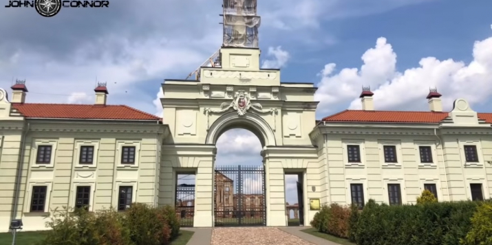 Видео: побываем в Ружанском Дворце, узнаем тайны и мифы, спустимся на глубину более 10 метров