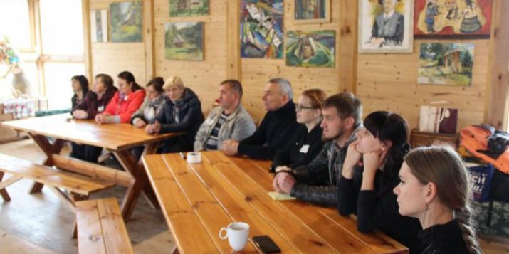 Адукацыйны семінар у Стойлах