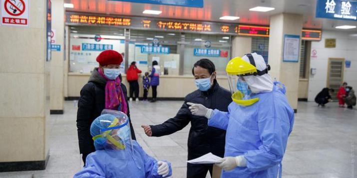 Белоруску в Китае не пустили на российский самолёт, с эвакуацией белорусов из Китая помог Казахстан