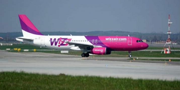 Венгерскі лаўкост Wizz Air плануе два рэйсы з Мінска. Або з Гродна ці Віцебска