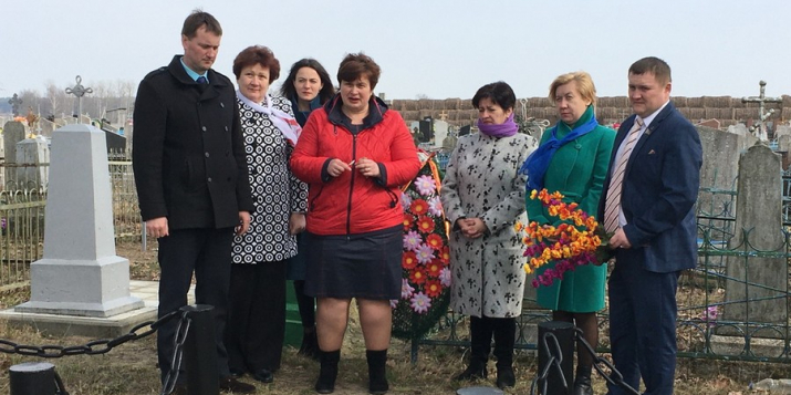"""На Пружаншчыне пачаўся раённы этап міжнароднай акцыі памяці """"У гонар агульнай Перамогі"""""""