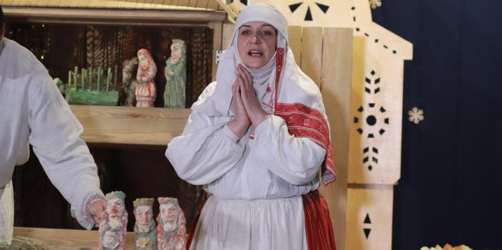 Ларыса Быцко: Не хачу, каб паміралі вёскі