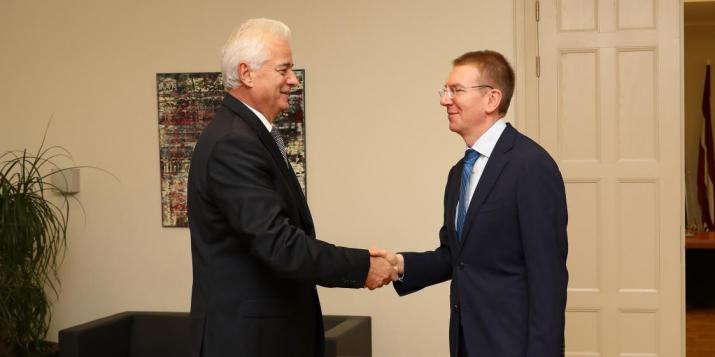 СМИ: посла Беларуси в Латвии уволили после заявления о победе Тихановской на президентских выборах
