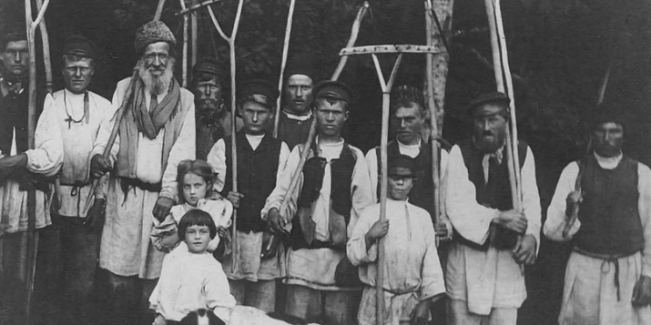 Протесты на территории Беларуси: наши предки терпели, молили, но если не помогало - брали вилы
