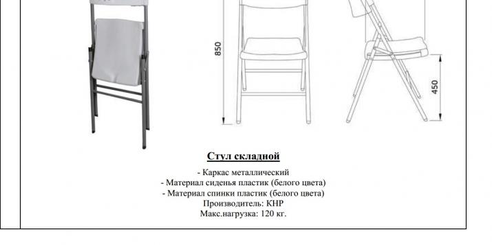Участник с предложением белых стульев за 10350 BYN не допущен к торгам, победила заявка за 14000 BYN