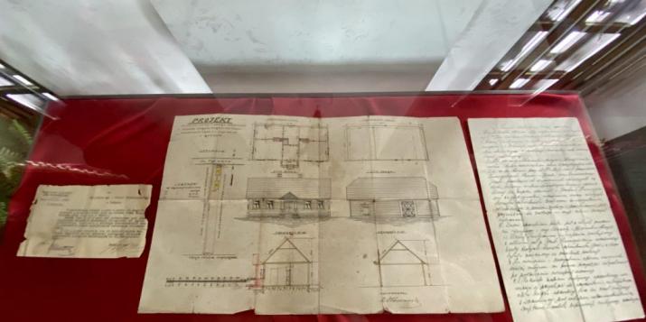 Экспазіцыю музея Ружанскага палацавага комплексу роду Сапегаў папоўнілі рэдкія дакументы