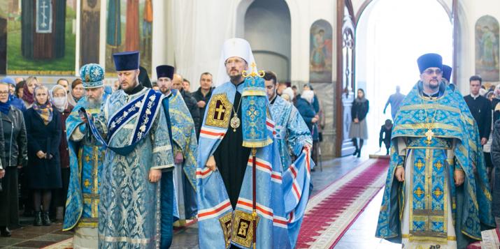 Митрополит Филарет рассказывал о ценности бчб- и иных христианских символов. ОМОН ворвётся в церкви?
