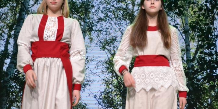 Итоги конкурса юных модельеров «Brest junior fashion»: у пружанской студии дипломы 2 и 3 степени!