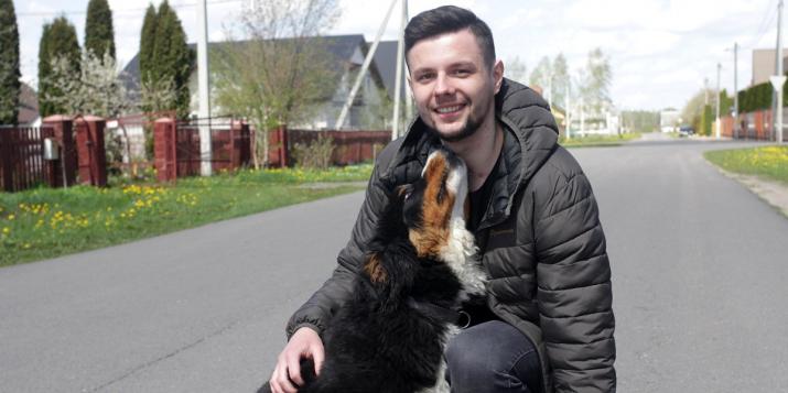 Антон когда-то учился в Пружанах. История о том как после ДТП он 43 дня провел в коме и выкарабкался