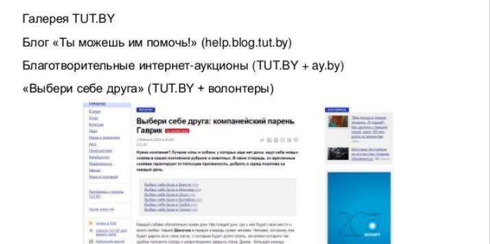 Заблокировали help.blog.tut.by, на котором сотни детей и взрослых Беларуси собрали деньги на лечение