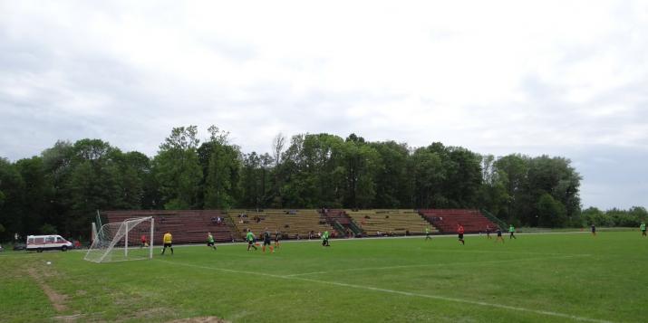 Третий тур Второй лиги чемпионата Беларуси по футболу. Пружаны - Евроэкспорт 2:3