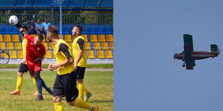 """Во втором круге в составе ФК """"Пружаны"""" появилось много новых игроков: первая победа, добытая на поле"""