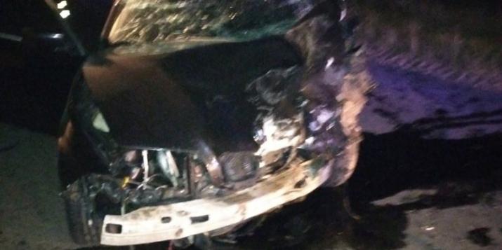 ДТП в Пружанском районе: работниками МЧС спасен водитель