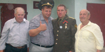 Председатель колхоза с Пружанщины яро поддерживал президента чужой страны, но стал мэром Кобрина