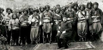 Гісторыя: як падчас руска-турэцкай вайны (1877–1878) палонных туркаў размяшчалі ў Пружанах