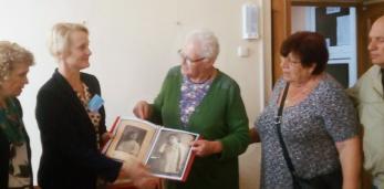 Семьи из Израиля, корни которых из Пружан, посетили наш город