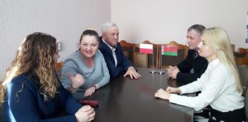 Подписано партнерское соглашение польской гминой и Пружанским районом