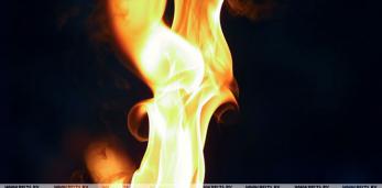 В Пружанском районе сгорело 80 т соломы