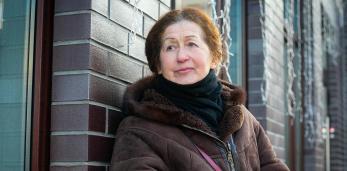 Пружанской пенсионерке Гнаук огласили приговор за оскорбление Лукашенко и задержали за видеосъёмку.