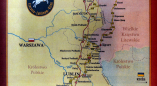 Адзначаць старадаўні шлях, якім праходзілі Ягайла і Барбара Радзівіл, які праходзіў па Пружаншчыне
