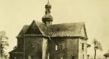 Униатская помонастрыская церковь Покрыва Пресвятой Богородицы, Лысково (Пружанский район). 1890 год.