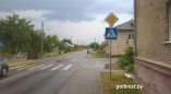 Пружаны: в ДТП пострадала велосипедистка