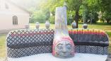 Памятную скамью мастера-гончара Антона Токаревского сегодня откроют в Пружанах