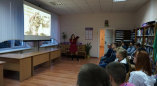 14 сентября в Пружанской центральной районной библиотеке прошёл библиокруиз «По городам и странам».
