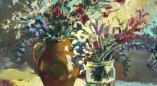 Цветы для мамы - выставка картин Ольги Данилюк