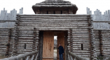Першы аб'ект археалагічнага музею ў Белавежскай пушчы - гарадзішча - адчыніцца ў снежні!