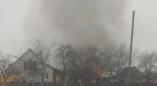 Подробности пожар на улице Вишневского: уничтожен автомобиль