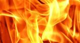 Сегодня ночью случился пожар в двухэтажном доме в Пружанах