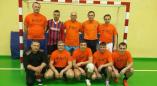 Турнир по мини–футболу среди мужчин старше сорока: пружанцы проиграли 2:7, 7:8 и 2:4