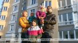 В Брестской области в этом году построят 2500 квартир для многодетных, минимум один дом в Пружанах