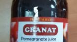 Выявлена небезопасная продукция - сок гранатовый, изготовитель «Удачный выбор»(Российская Федерация)