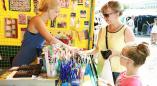 В Пружанском районе начинают работу ярмарки-продажи «Здравствуй, школа!»
